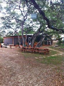 Writing Barn Exterior