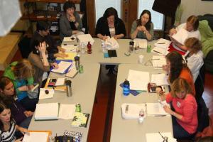 Writing Barn Workshop